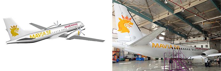 Malmo aviation bilde og vis