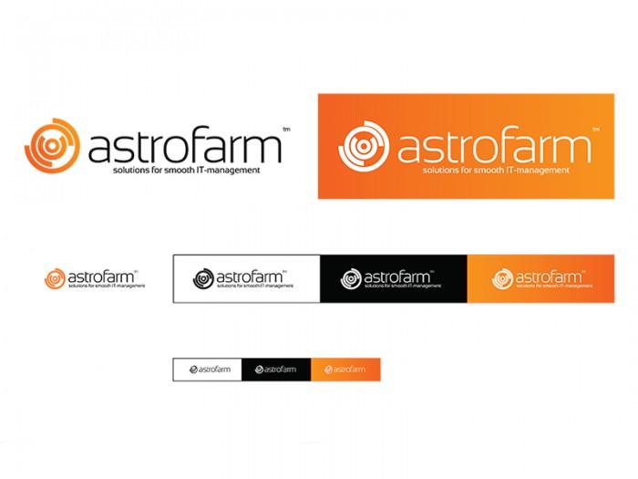 Astrofarm logoer