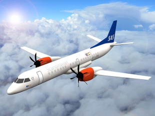 SAS flyfolie