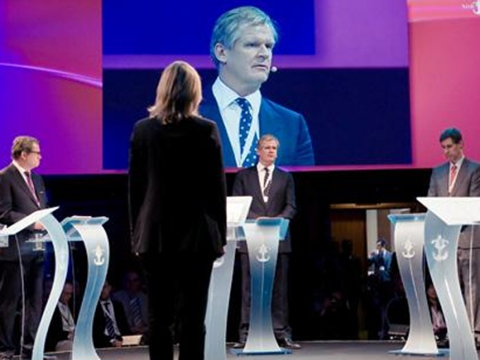 NorShipping debattstol